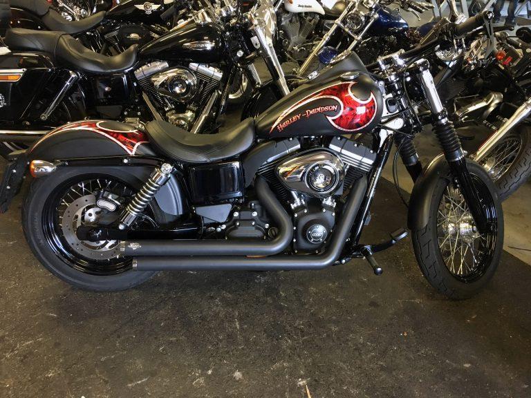 Harley Davidson Street Bob 2017