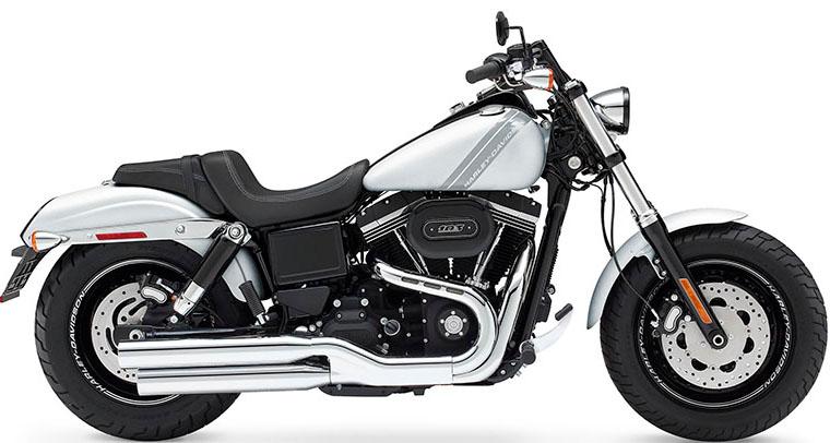 Harley Davidson Fat Bob 2017 - 2018